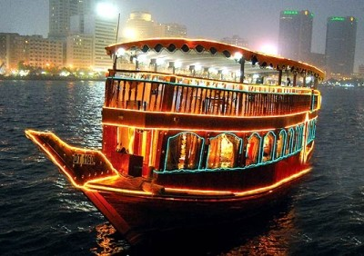 Dhow Cruise Dinner: Give yourself a Treat When in Dubai