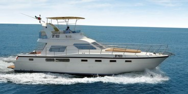 45 Feet Yacht - Rent a Yacht in Duabi