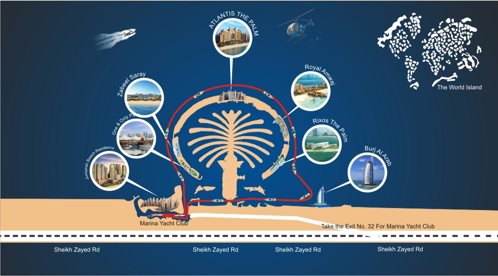 Cruise map route map party cruise dubai why choose us gumiabroncs Gallery